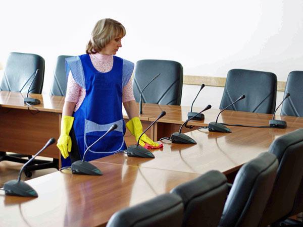 Уборка помещений офисов в Челябинске